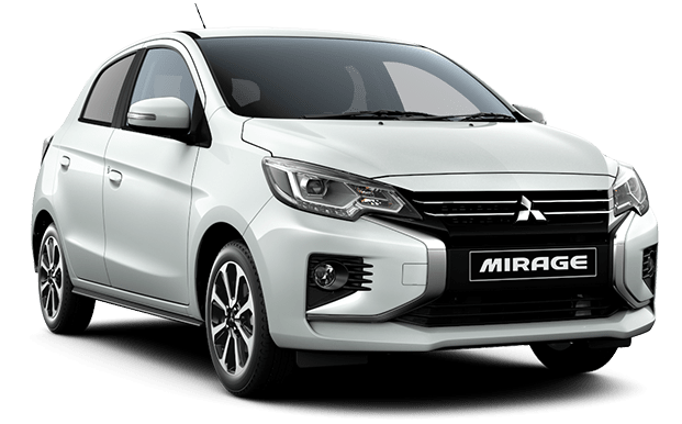 Mitsubishi Mirage blanco - Mitsubishi Costa Rica