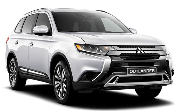 Outlander gris claro - Mitsubishi Costa Rica