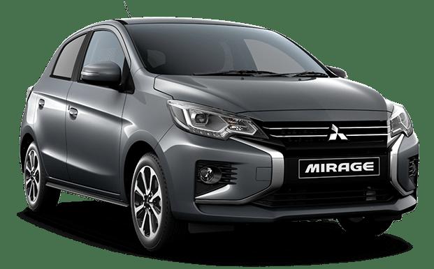 Mitsubishi Mirage gris - Mitsubishi Costa Rica