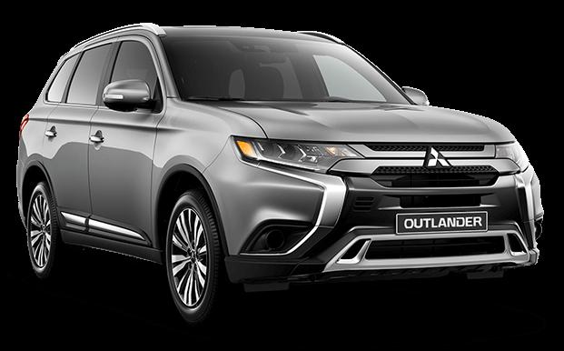 Outlander gris - Mitsubishi Costa Rica