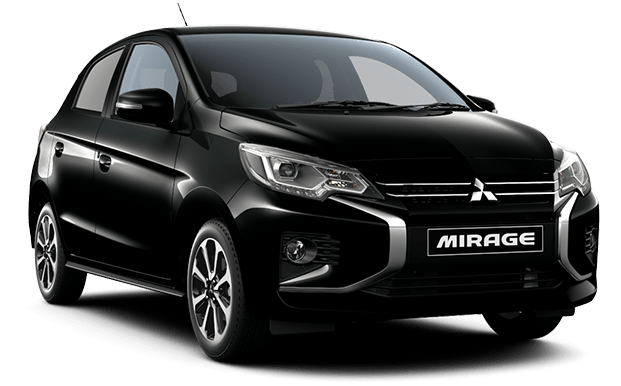 Mitsubishi Mirage negro - Mitsubishi Costa Rica