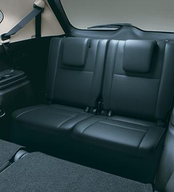 Outlander asientos - Mitsubishi Costa Rica