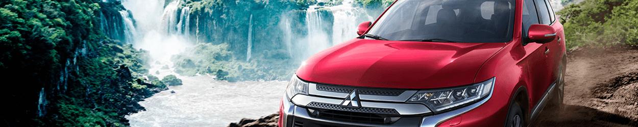 Montero Sport Rojo - Mitsubishi Costa Rica