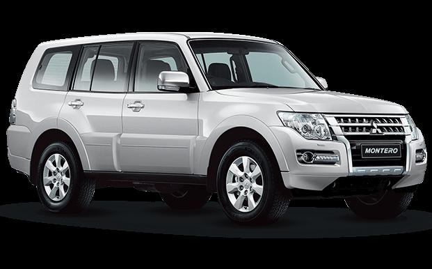 Mitsubishi Montero Wagon plateado - Mitsubishi Motors