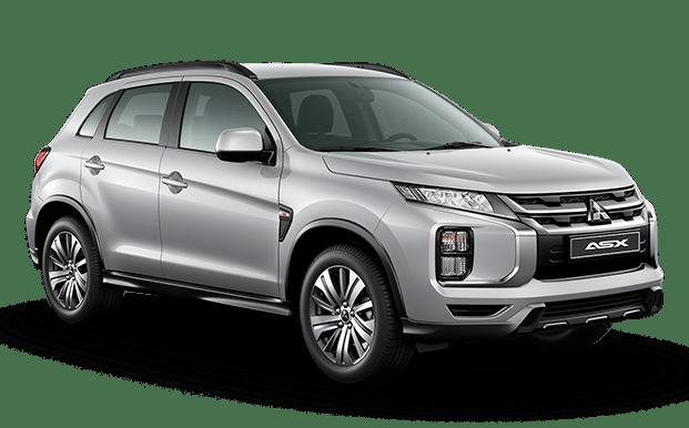 Mitsubishi ASX gris claro - Mitsubishi Costa Rica
