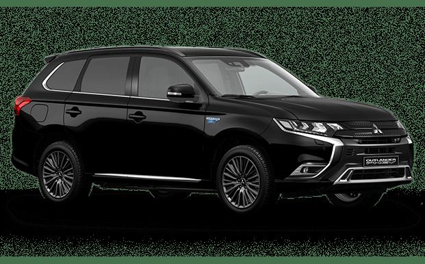 Outlander PHEV negro - Mitsubishi Costa Rica