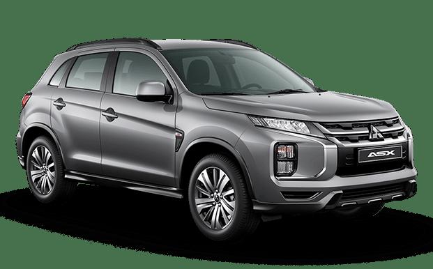 Mitsubishi ASX gris oscuro - Mitsubishi Costa Rica