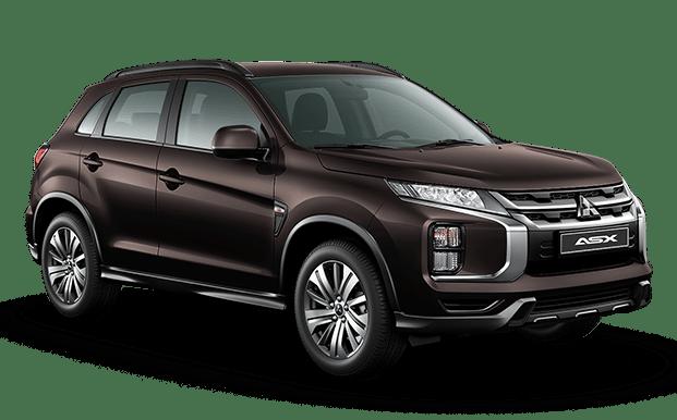 Mitsubishi ASX marrón - Mitsubishi Costa Rica