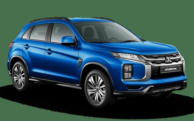 Mitsubishi ASX azul - Mitsubishi Costa Rica
