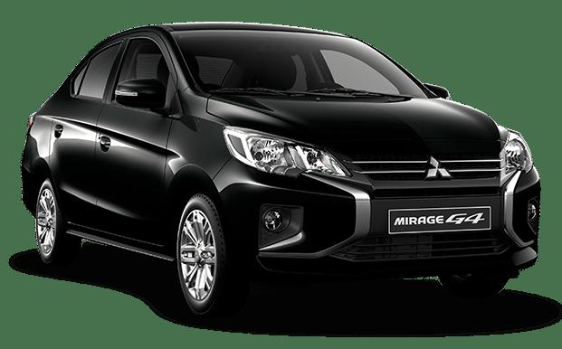 Mitsubishi Mirage G4 negro - Mitsubishi Costa Rica