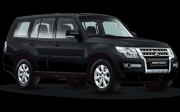 Mitsubishi Montero Wagon negro - Mitsubishi Motors
