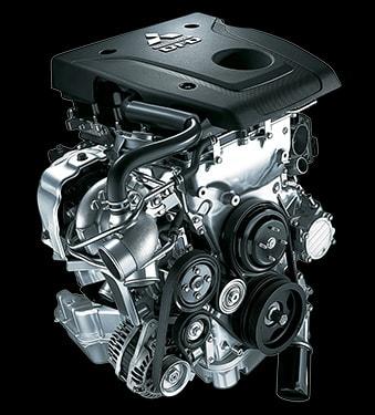Mitsubishi Montero Wagon Motor Turbodiésel - Mitsubishi Motors