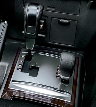Sistema 4x4 Super Select de 3 Relaciones 2H, 4HLC y 4LLC Mitsubishi Montero