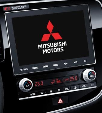 Outlander radio - Mitsubishi Costa Rica