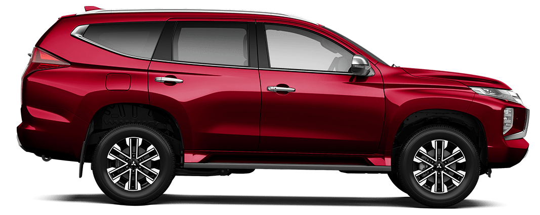 Mitsubishi Montero Sport lateral - Mitsubishi Costa Rica
