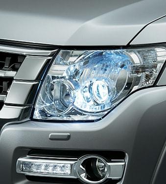 Luces LED Mitsubishi Montero Wagon - Mitsubishi Costa Rica