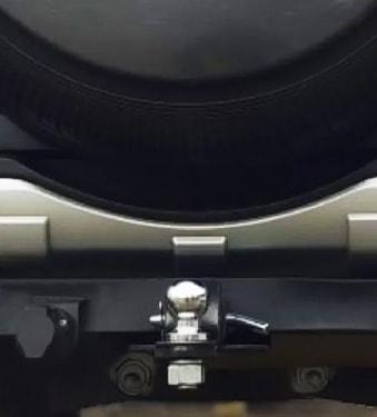 Instalación para remolque Mitsubishi Montero Wagon