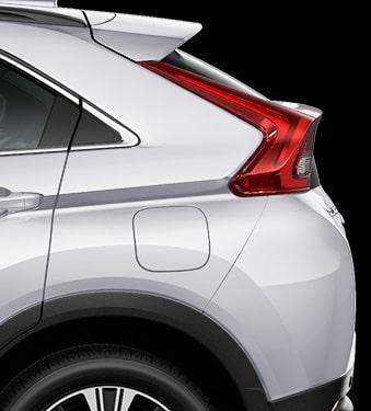Mitsubishi Eclipse spoiler trasero - Mitsubishi Costa Rica