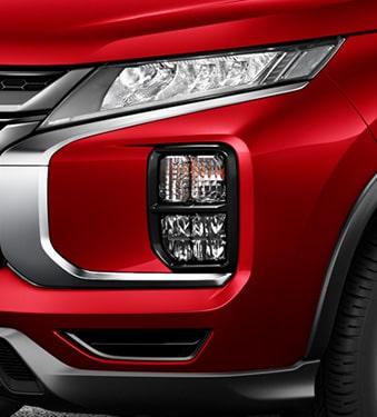 Mitsubishi ASX luces LED - Mitsubishi Costa Rica
