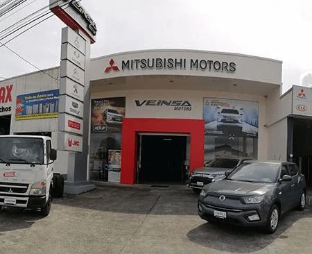 Veinsa Guápiles - Mitsubishi Costa Rica