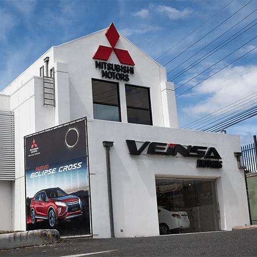 Veinsa Paseo de las flores - Mitsubishi Costa Rica