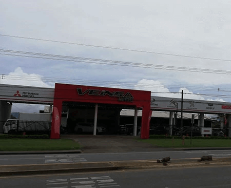 Veinsa Perez Zeledón - Mitsubishi Motors
