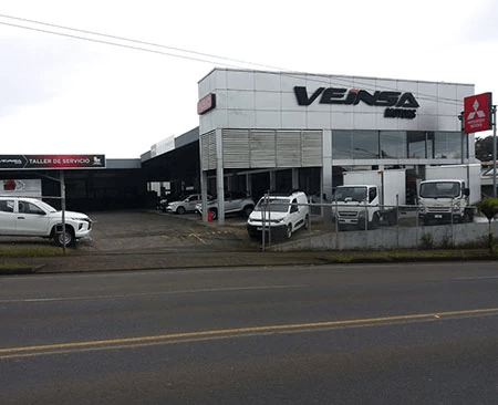 Veinsa San Carlos - Mitsubishi Motors